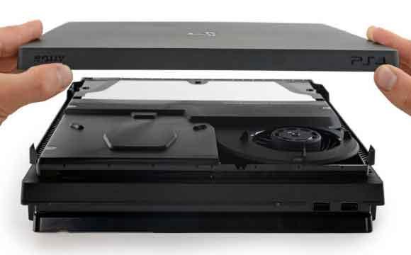 Чистка системы охлаждения sony PS4/PS5