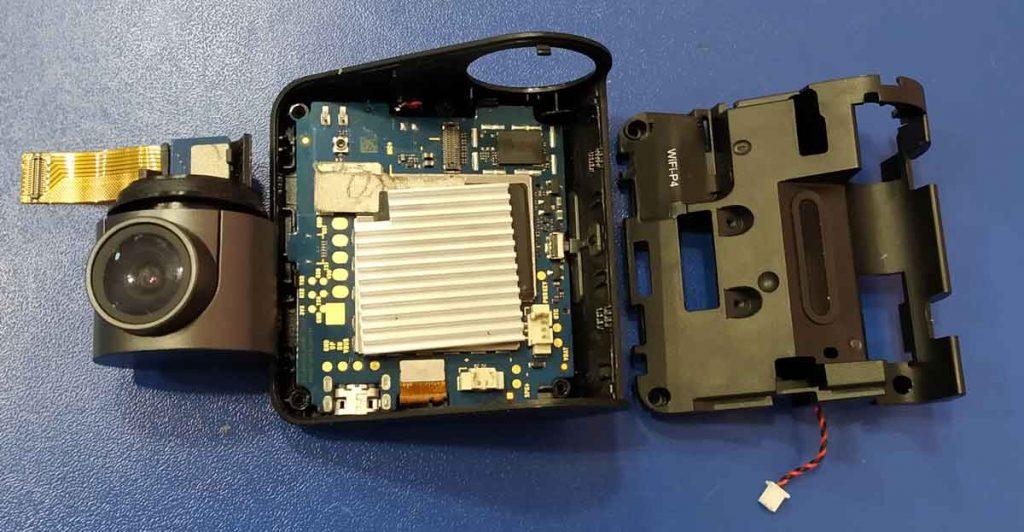 Ремонт видеорегистраторов. Замена батареи, прошивка.